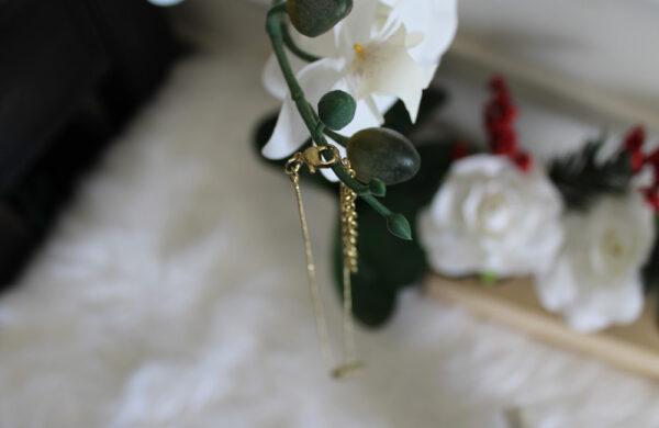 Shimmery Green